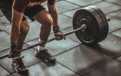 CBD olie bij Fitness