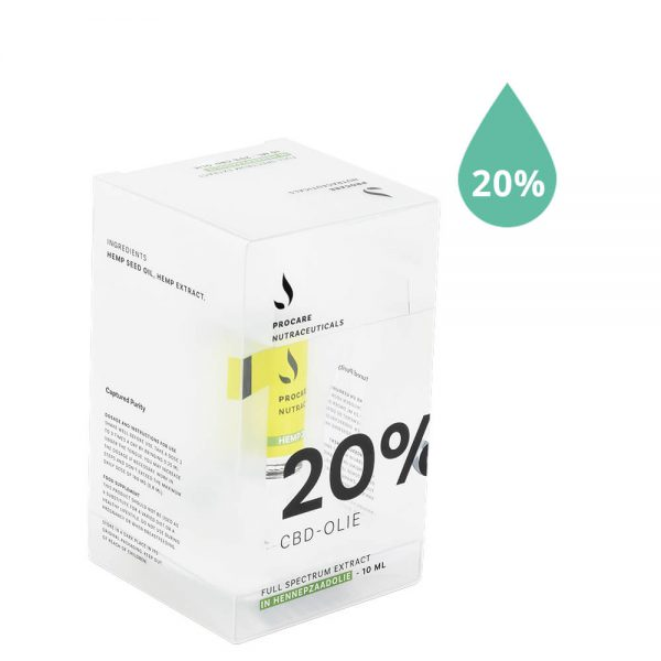 procare 20% full spectrum