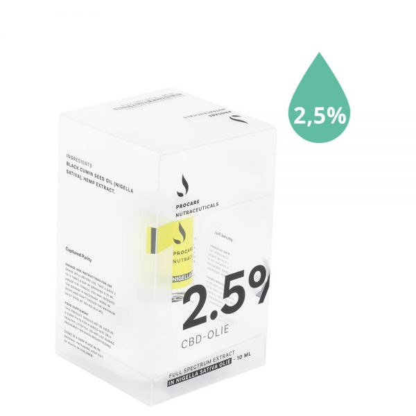 procare nigella sativa 2,5%