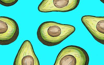 CBD Recept: CBD infused guacamole
